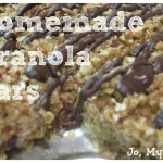Gra-yes-la Bars! (Healthy Granola Bars)