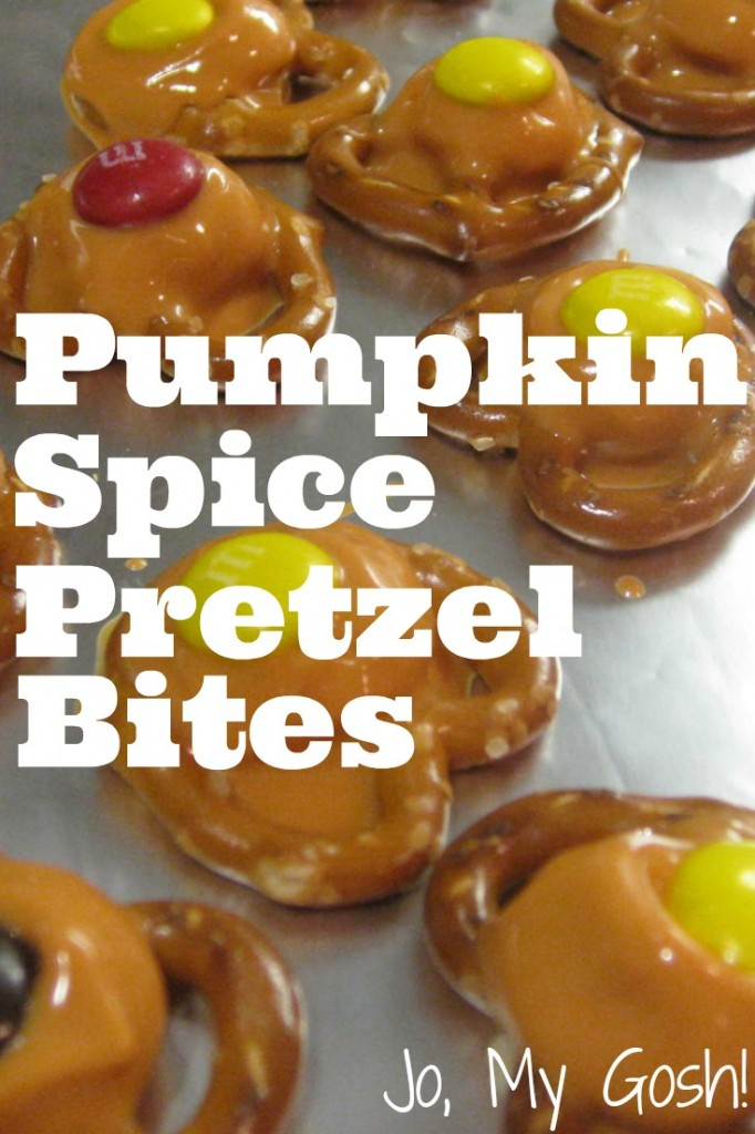 Easy fall dessert bites that will please even the pickiest eaters.