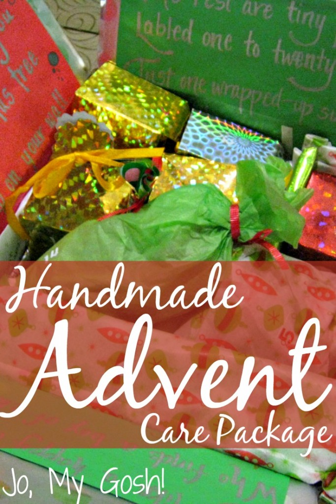 Cute idea-- open a handmade ornament every day until Christmas. Free tutorials and patterns available.