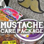 Mustache Care Package