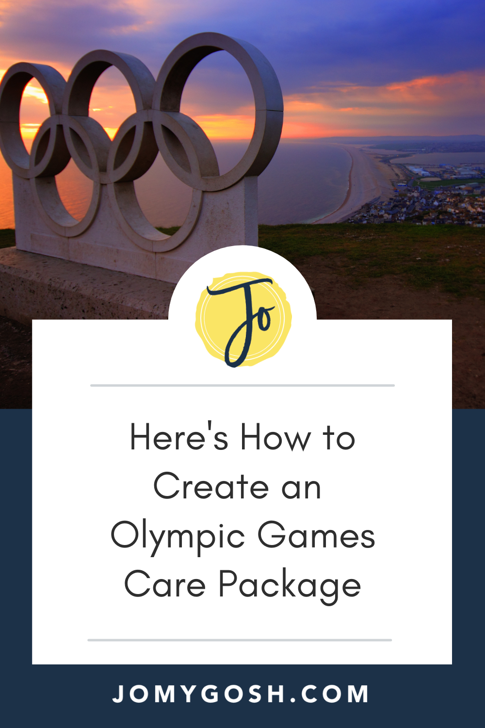 Celebrate the Olympic Games with a fantastic care package. These ideas will get you started. #military #carepackage #carepackages #happymail #sendmoremail #snailmail #militaryfamily #milfam #milspouse #milspouses #milso #milsos #milspo #milspos #missonary #missionaries #collegestudent