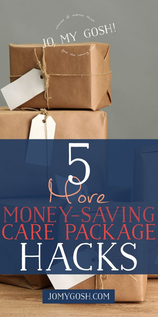 How to get FREE care package supplies.