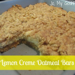 oatmeal, lemon, creme, cream, bars, cookies, recipes