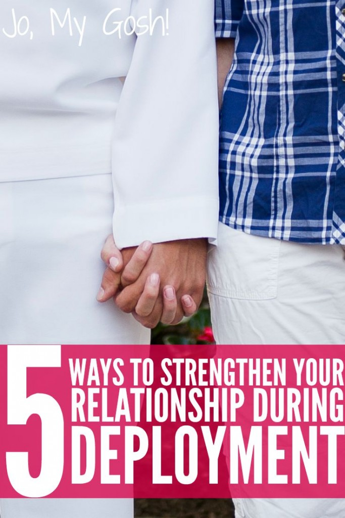 great tips for keeping your relationship strong & making it stronger during deployment! perfect for milsos and milspouses!