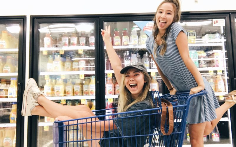 New to military life? here's what you need to know about shopping the commissary. #military #militarylife #millife #milspouse #militaryspouse #militarywife #jomygosh #army #airforce #marines #coastguard #navy #arng #reserves #nationalguard #milspo #milspos #milso #milsos
