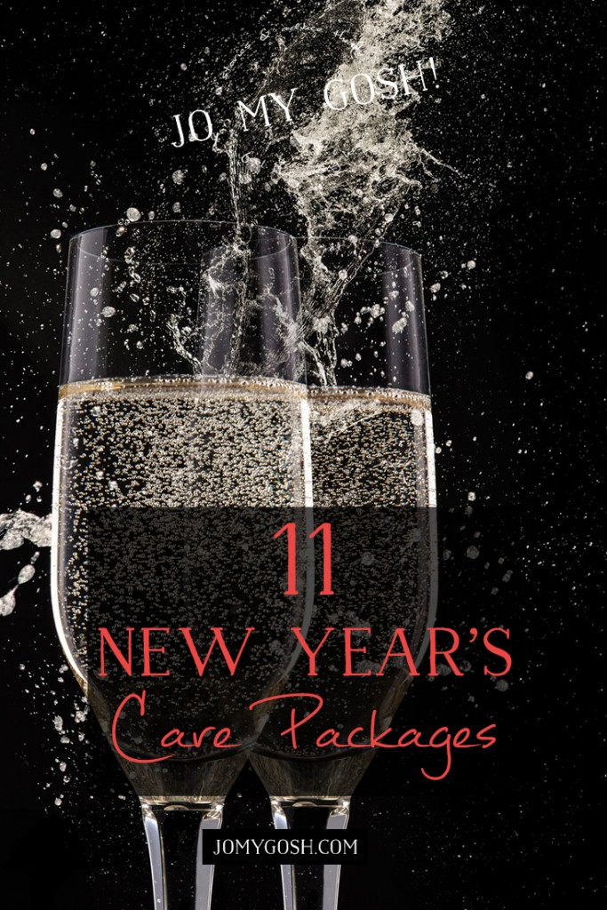 11 ideas for New Year's care packages-- definitely saving for this winter!