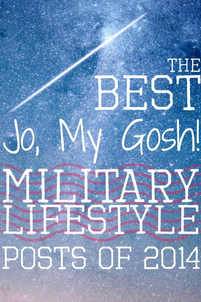 A round up of the best military lifestyle posts of 2014