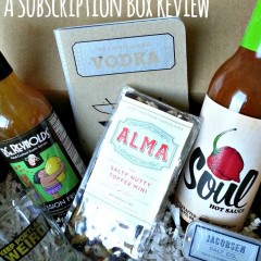 Tique Box Subscription Box Review by Jo, My Gosh!