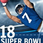 18 Super Bowl Care Packages