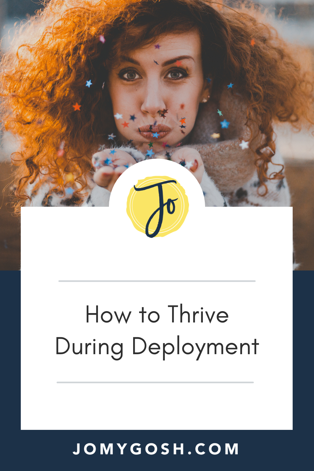 Deployment can be a difficult time for military spouses and military families. These ideas will help you make the best of it and thrive. #militaryspouse #milspouse #milfam #militaryfamily #milso #milspouses #milsos #milspo #milspos