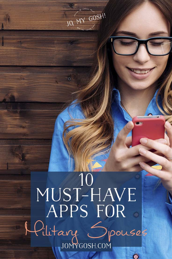 I didn't know about some of these apps. Perfect for military life.
