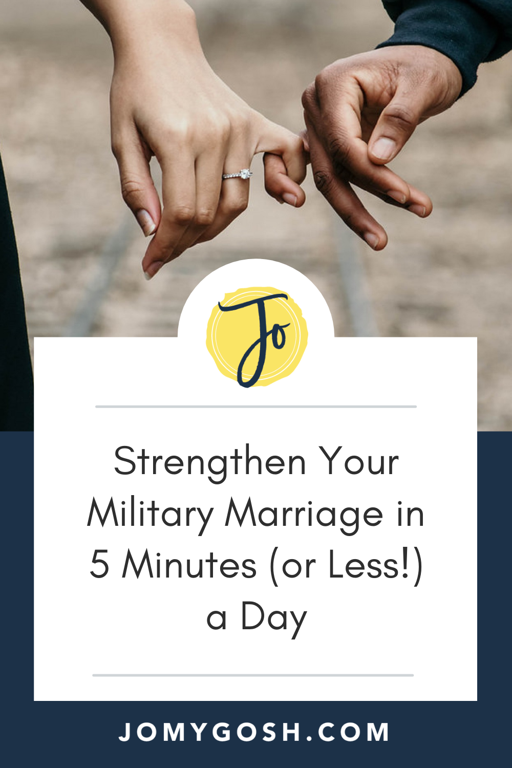 Most of these ideas can be done in less than 5 minutes. Love the idea of being intentionally about making my marriage stronger! #militaryspouse #milspouse #militarywife #armywife #airforcewife #marinewife #navywife #relationships #relationship #longdistance #longdistancerelationship #ldr #ldrcouples