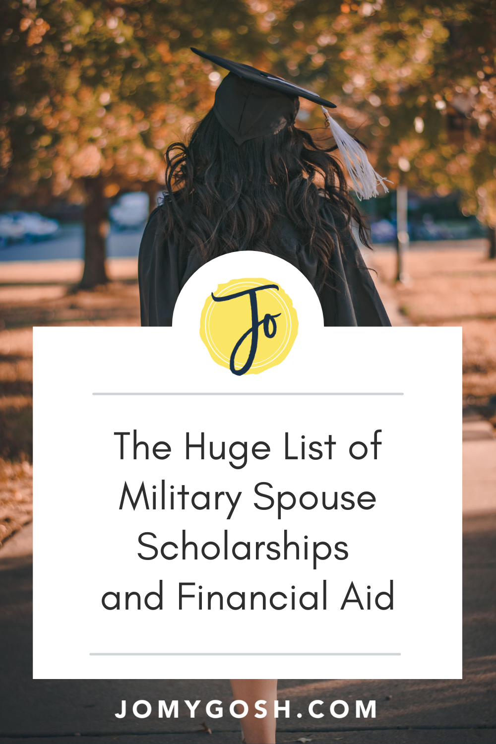 Heading to school? Make sure you check through these scholarship and grant opportunities for military spouses!  #militaryspouse #milspouse #financialaid #scholarship #grant #highereducation #milspouse #milspouses #milso #milsos #milspo #milspos #scholarships #savingmoney #budgeting #budget #freebies #savemoney
