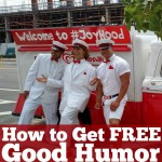 How to Get Free Good Humor Ice Cream if You're in Washington DC