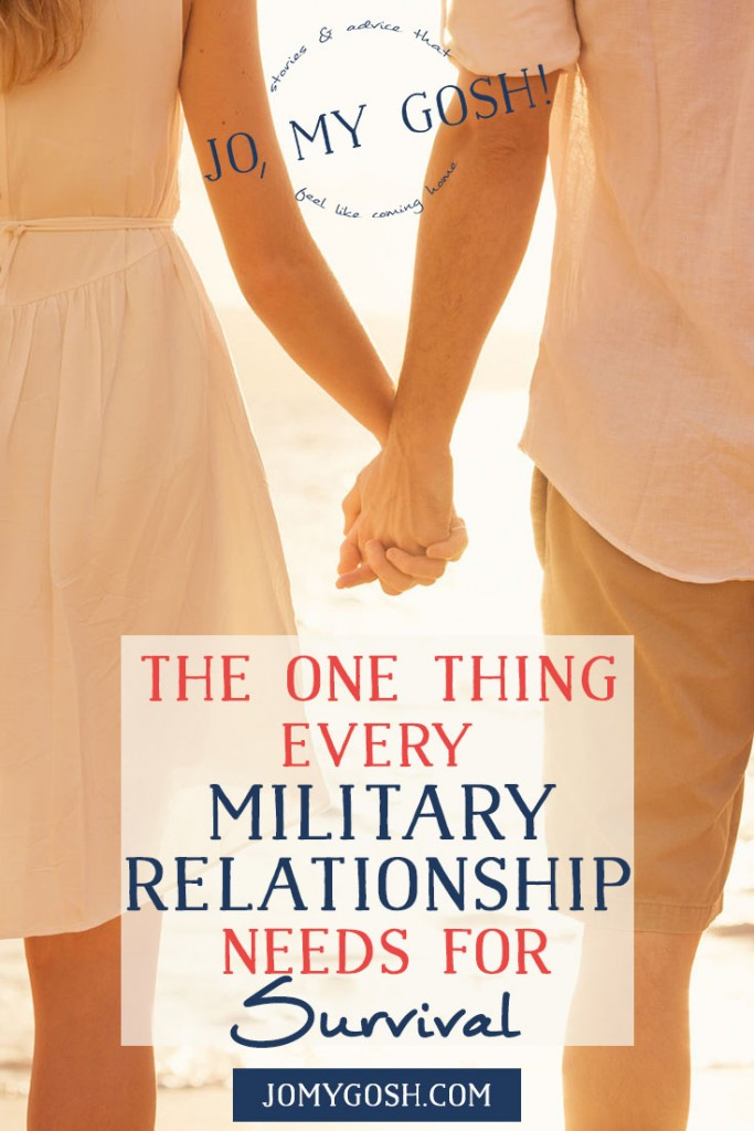 EVERYONE needs this one character trait in their relationship. military spouse, milpouse, milso (1)