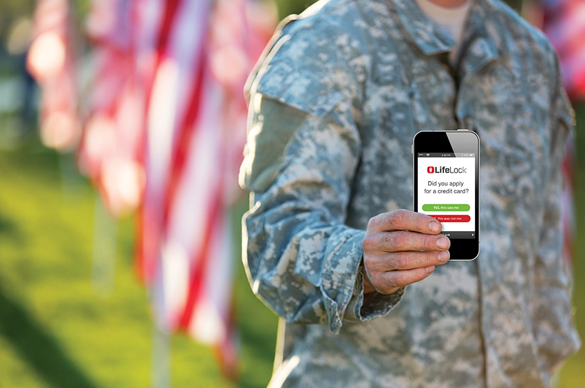 Military families are at higher risk for identity theft. Learn more.