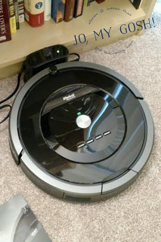 Great cleaning hacks for military life (or any busy life) and a ROOMBA GIVEAWAY!