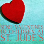 Help #ProjectPaperHearts Send Valentine's to St. Jude's!