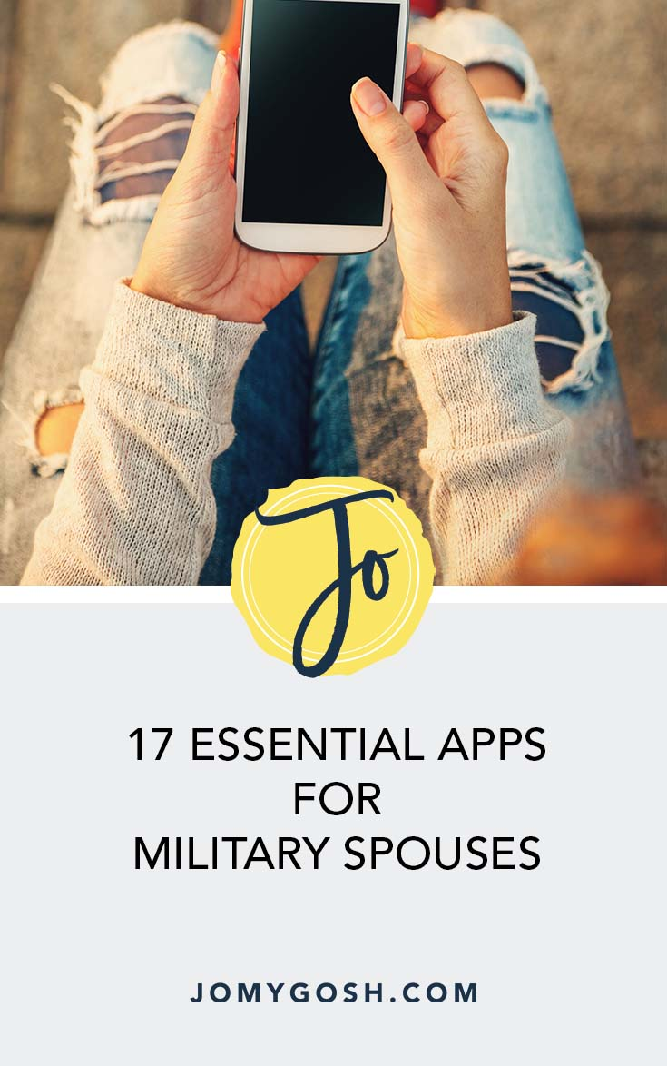 Use these apps to streamline your #military life. #apps #millife #militaryfamily #militarylife #militaryspouse #apps #tech #technology #cellphone #army #navy #airforce #marines #coastguard #arng #reserves