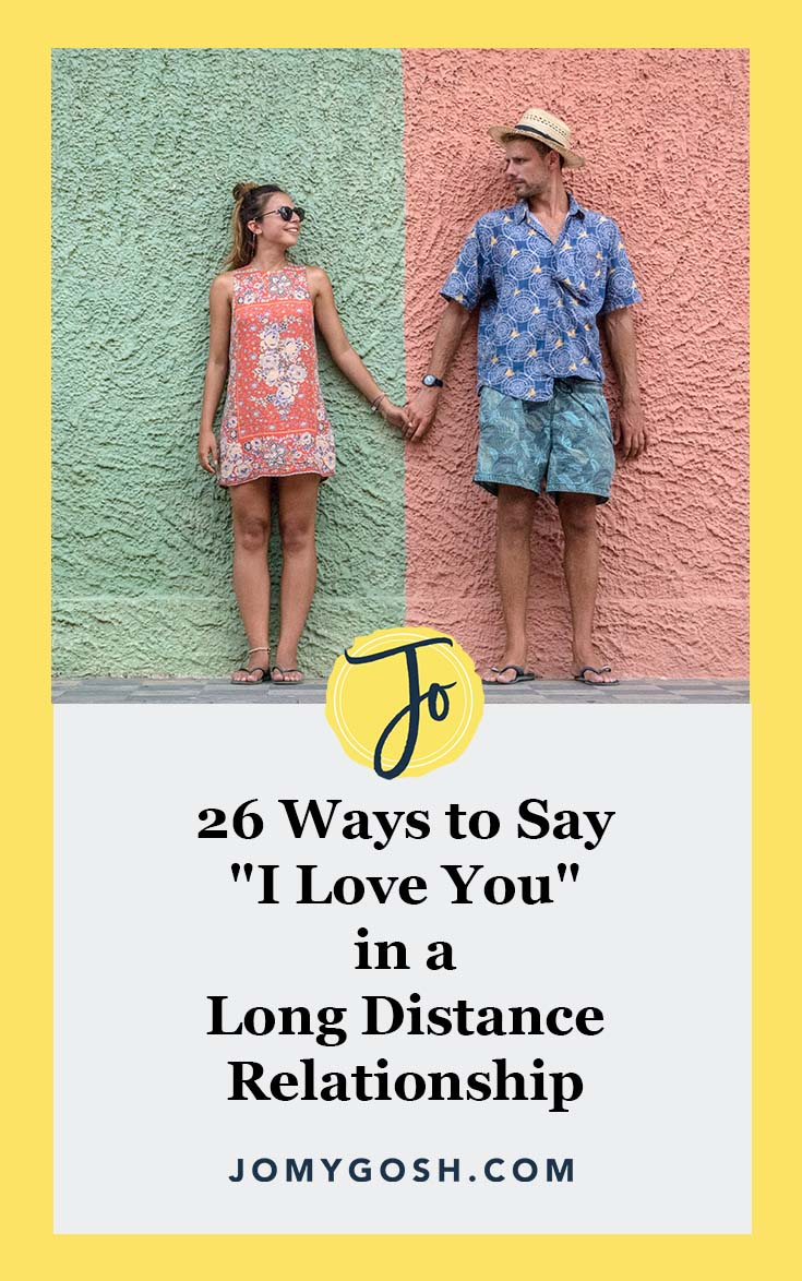 Being apart is tough. #longdistance #ldr #longdistancerelationship #jomygosh #military #missionary #aparttogether #relationship #iloveyou #ily #couple #couples