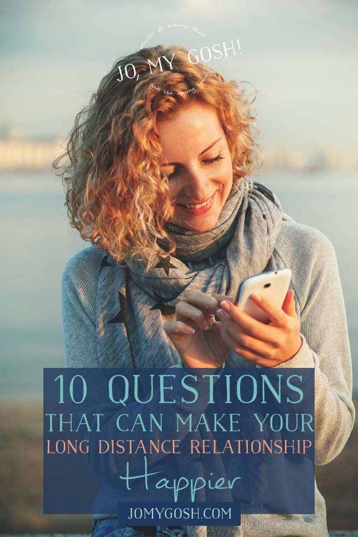 FREE download-- psychology-backed questions to make long distance relationships happier and communication easier.