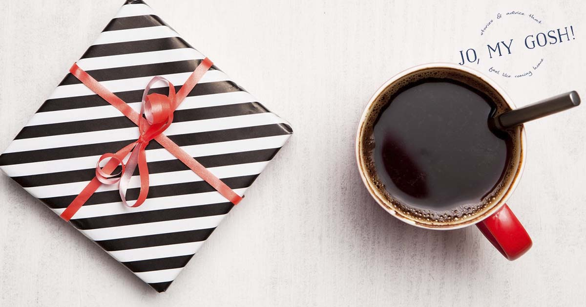 Great ideas for coffee care packages for deployment and college boxes!
