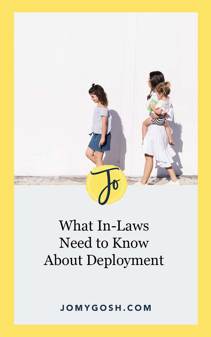 Deployment, homecoming, reintegration. It's stressful, joyful, and exciting. But where do in-laws fit in this military mix? #military #deployment #homecoming #militaryspouse #milspouse #milso #milspouses #milfam #militaryfamily