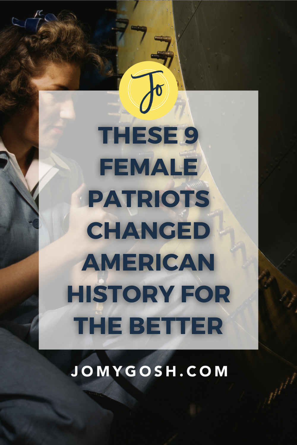 How many of these women patriots do you recognize? #americanhistory #history #america