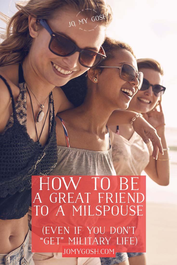 friendship, military spouse, milspouse
