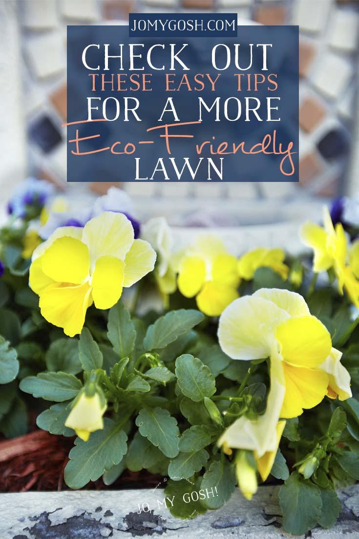 Eco-friendly ideas for lawns, #pcs #militarydiscount #ad