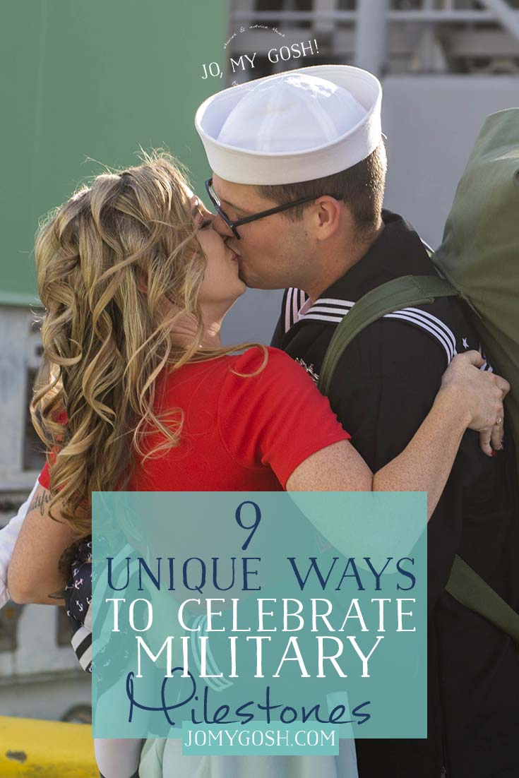 Life's too short. Celebrate all of the moments. #military #milspouse #milso