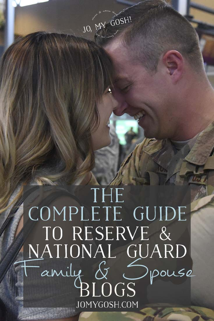 Every National Guard/Reserve #milspouse and #milso should have this bookmarked! #arng #ng #reserves #reserve #military #bloggers