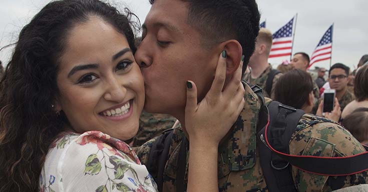 Every #milspouse #milso should read this before #deployment ends.