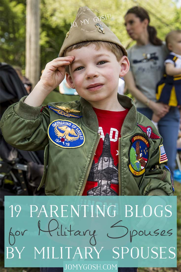 Huge list of parenting bloggers in the military community