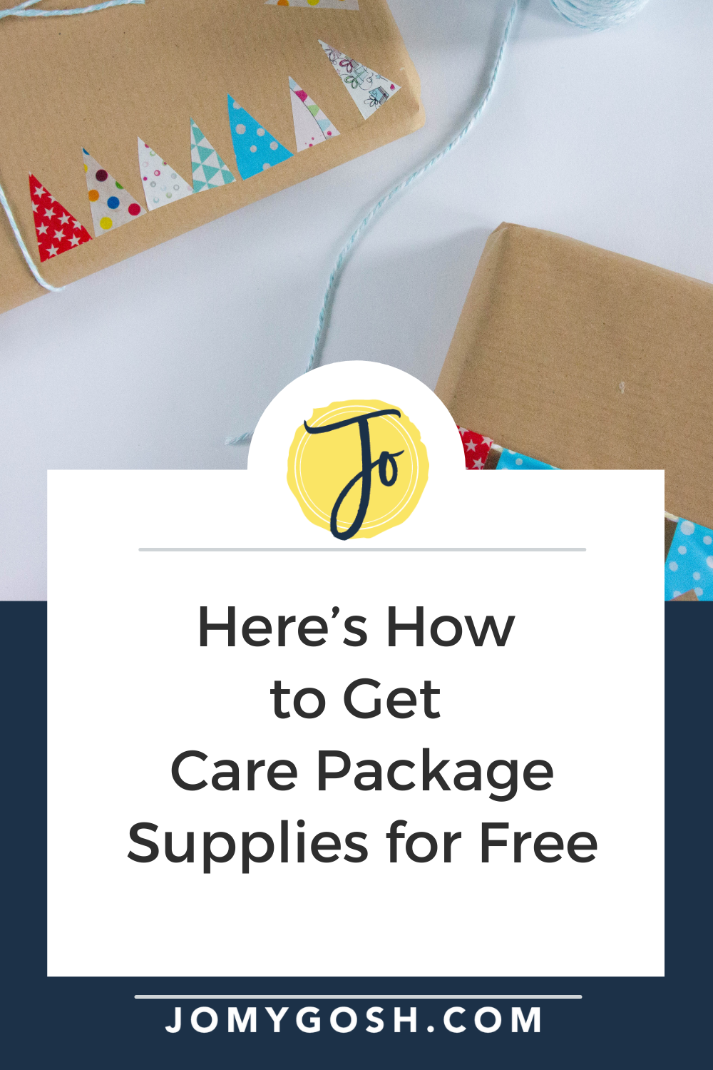 Grab these care package supplies for free to bring your budget down. #military #carepackage #happymail #sendmoremail #sendmail #carepackages #savingmoney #budgeting #militaryspouse #milspouse #milspouses