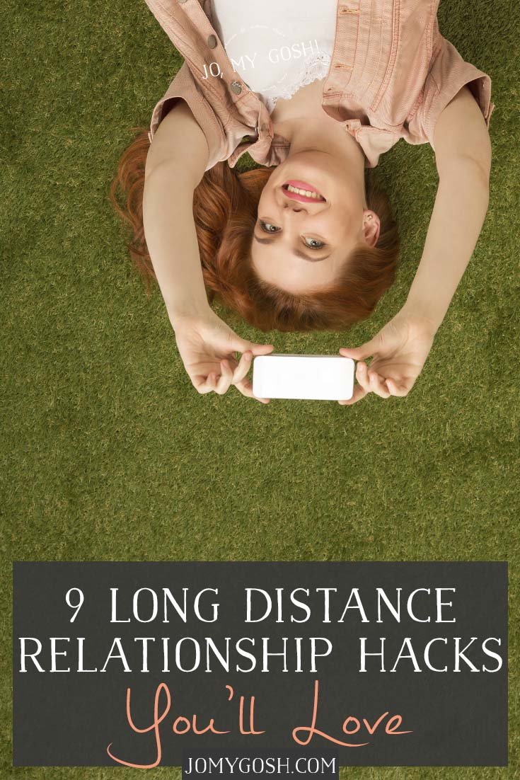 Using these long distance relationship hacks for the next time we're separated. Perfect for military, deployments, college, missionaries, work separations