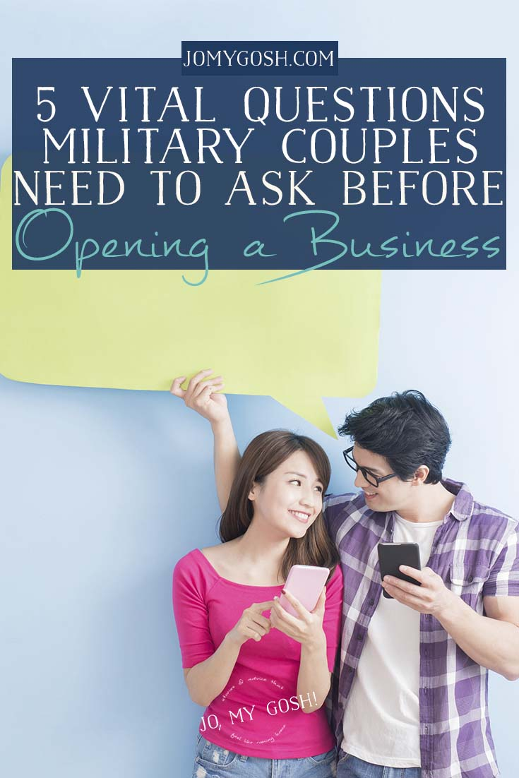 Starting your own business? Military entrepreneurs need to think about these questions. ad