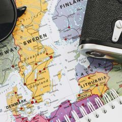 Great tips for taking precautions against fraud and financial troubles while traveling or on vacation. ad