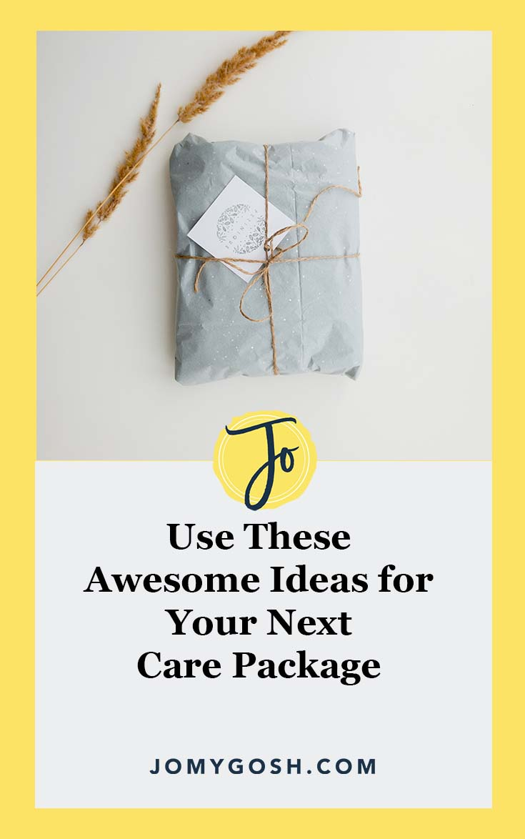 Got a care package to send to someone? Check out these ideas for some easy inspiration for your happy mail. #military #deployment #happymail #carepackage #carepackages #gift #gifting #gifts #letters #craft #crafts #crafting
