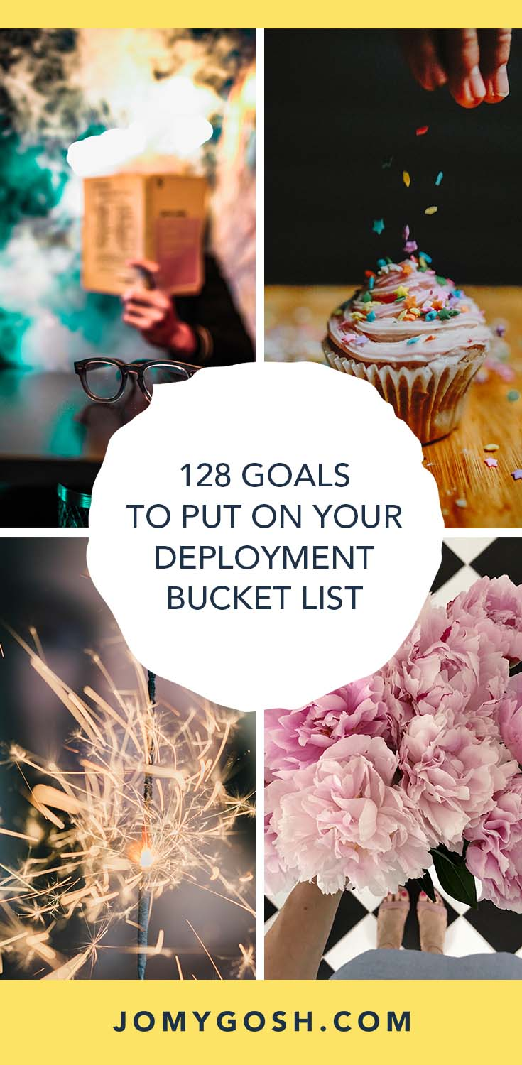 These #goals make #deployment wayyyy better. #bucketlist #military #milfam #militaryfamily #jomygosh #milso #milspo #milsos #milspos #milspouse #milspouses #navy #army #coastguard #marines #airforce #arng #reserves #militarygirlfriend #navywife #Armywife #navygirlfriend #marinewife #armygirlfriend #marinegirlfriend