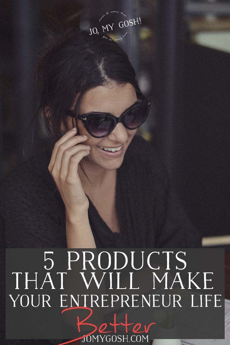 About that #entrepreneur life? Check out these products. #ad