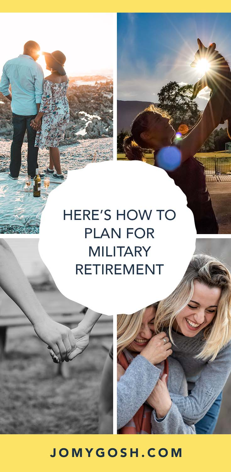 Trying to navigate saving for #retirement when you're still in the #military? #militaryspouse #milspouse #financial #finances #milso #milspo #milsos #milspos #navy #militaryfamily #milfam #jomygosh #army #airforce #marines #coastguard #arng #reserves