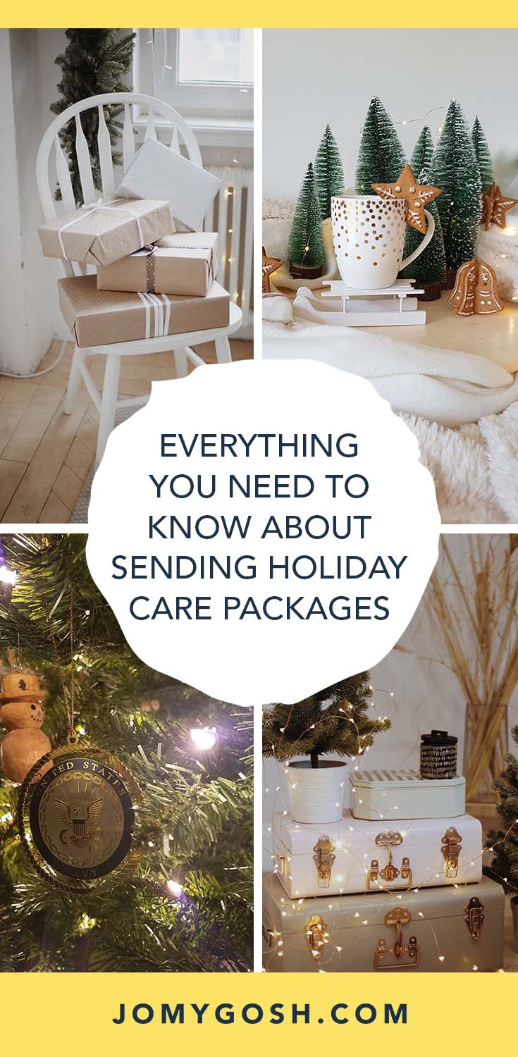 Super smart and helpful information about sending mail during the holidays. #xmas #christmas #thanksgiving #hanukkah #newyears#carepackages #care #mail #happymail #missionary #missionaries #college #collegestudents #deployment #military #navy #milspouse #milspouses #jomygosh #milso #milsos #milspo #milspos #army #arng #coastguard #ldr #deployment #airforce #marines #ldr #longdistance #longdistancerelationship #advice