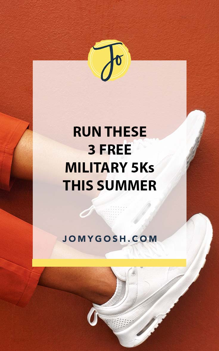 Looking for a way to exercise and be part of something bigger than yourself? #run #running #exercise #military #summer #free #walk #5k #runner #bike