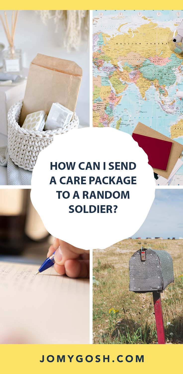 Looking to adopt a service member? Here's how to do it. #military