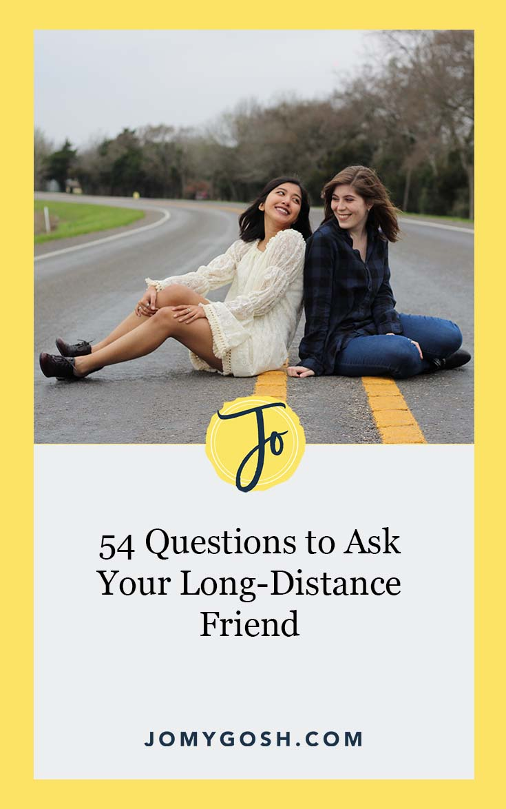 It's time to rekindle friendships intentionally. Start with this list.