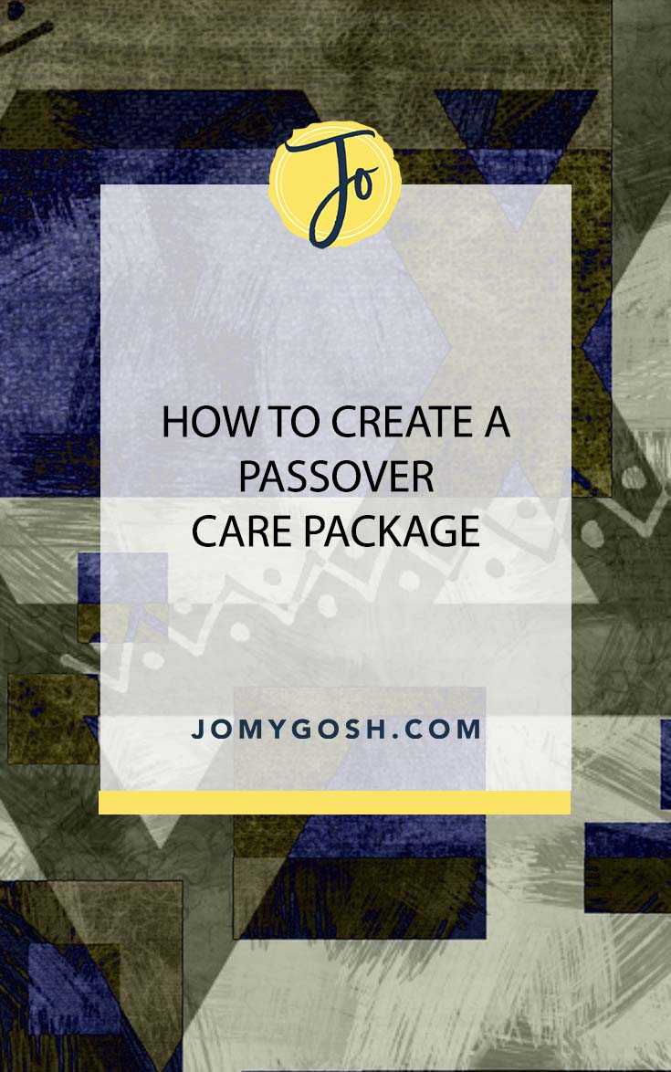 For members of the military, celebrating Passover might create some challenges. Here's how to send a homey box of holiday care. #military #army #navy #marines #airforce #coastguard #nationalguard #reserve #militaryspouse #milspouse #milso #milspo #militaryspouses #milspouses #milsos #milspos #militaryfamily #milfam