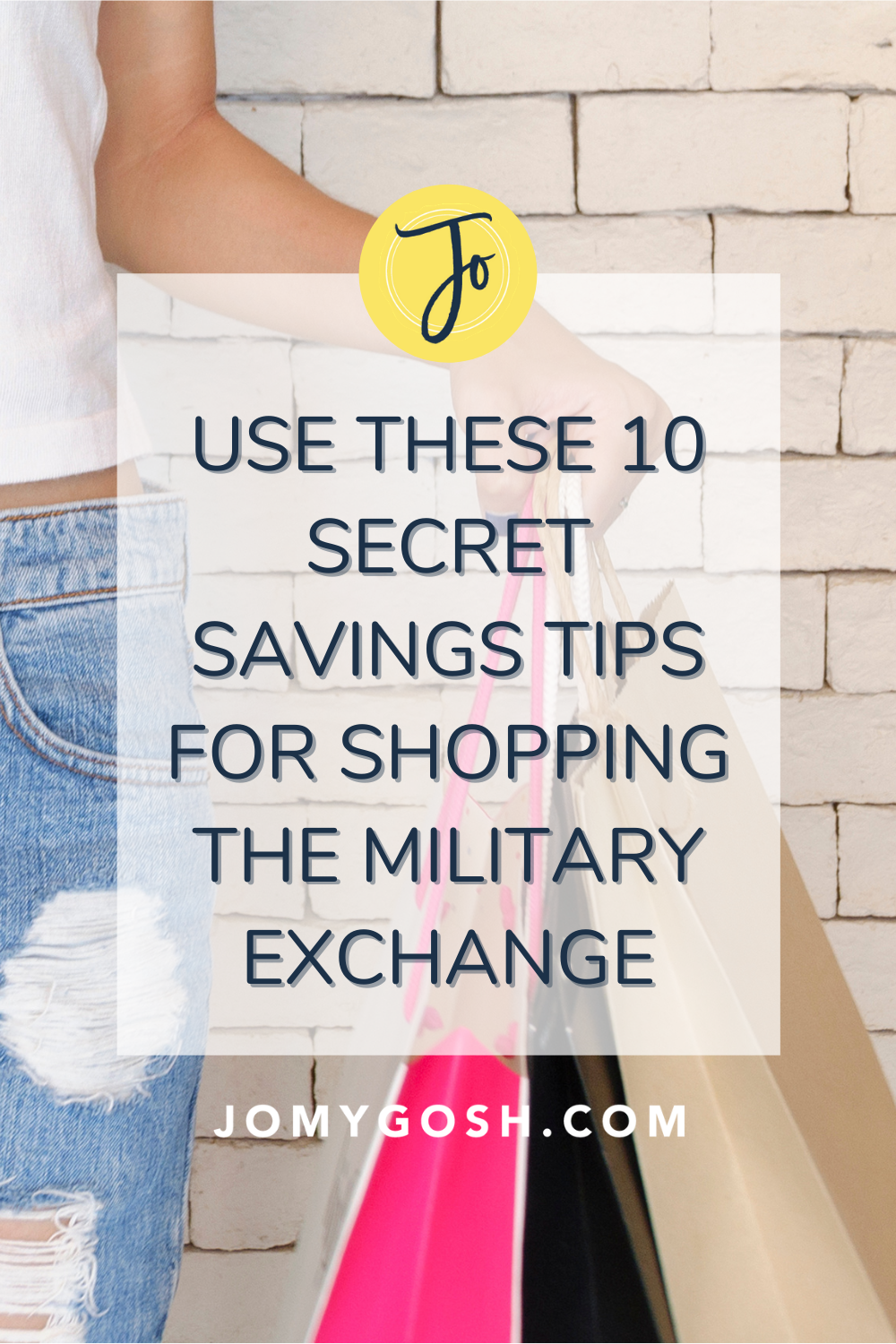 Can you save money shopping the NEX or PX? Sure! (If you know how to maximize your savings, that is.) Here's how to make the most of your military shopping trip. #military #militarydiscount #exchange #milspouse #militaryspouse #shopping #discounts #savingmoney #budgeting #milso #milsos #milspo #milspos #army #navy #airforce #marines #coastguard #ng #reserves
