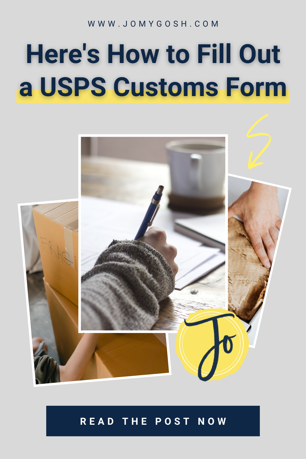 Use this step-by-step guide to demystify filling out the USPS customs form #military #carepackage #happymail #sendmoremail #carepackages #milfam #advice #militaryfamily